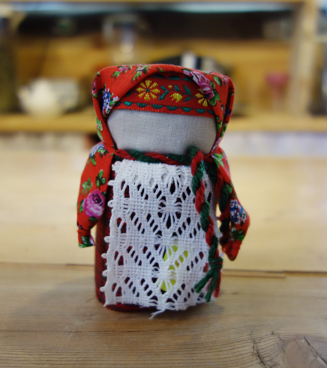 Кукла зерновушка своими руками в домашних условиях